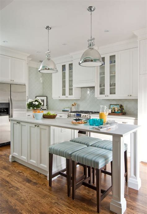 narrow kitchen island with stools 25 best ideas about kitchen island with stools on 7064