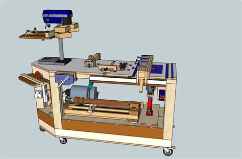 multi power tool work bench  steliart