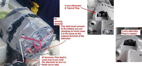 cummins marine delco style alternators identification