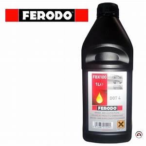 Liquide De Frein Voiture : liquides de frein ferodo ferodo dot4 1l ~ Medecine-chirurgie-esthetiques.com Avis de Voitures