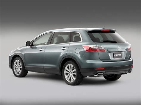 Mazda Cx 9 Photo by 2011 Mazda Cx 9 Price Photos Reviews Features