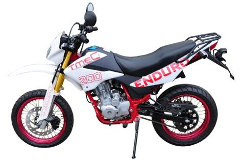 Street Legal Enduro 200cc Dot Enduro