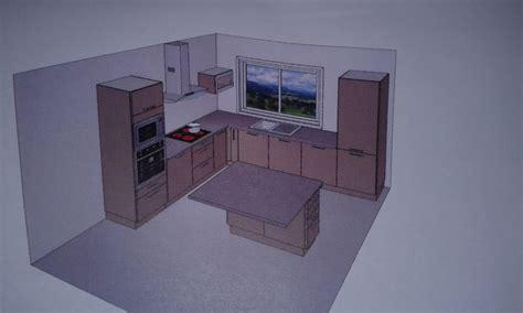 plan de cuisine ouverte quelles couleur pour ma cuisine ouverte et mon salon