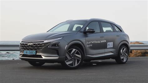 Hyundai NEXO Fuel Cell named a 'game changer'   AnyAuto