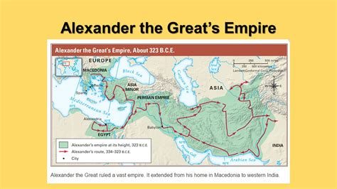 The Great Empire by Chapter 30 The Great And His Empire Ppt