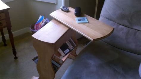 simple side stand  swivel top  mark