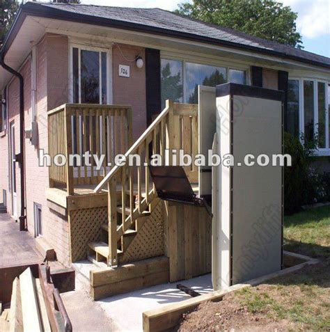 hydraulic wheelchair lifts small home lift outdoor