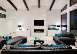 Beautiful Interiors Of Homes Decorating With Turquoise Colors Of Nature Aqua Exoticness