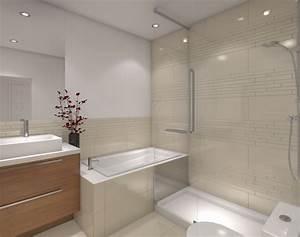 condos contemporains dans la petite italie lapresseca With douche et baignoire dans petite salle de bain