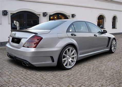 Tuning Mercedes Classe C W203