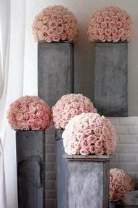 Deco Vieux Rose : d co florale vieux rose mariage pinterest vieux rose vieux et roses ~ Teatrodelosmanantiales.com Idées de Décoration