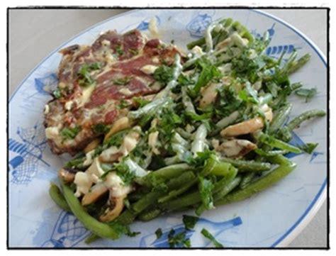 comment cuisiner les haricots verts cuisiner des haricots verts frais 28 images c 244 tes