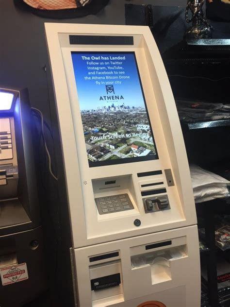 Make sure your coins are loaded on a mobile wallet like myceliym or blockhain. Bitcoin ATM in Atlanta - Tobacco Shack