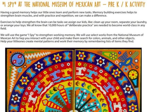 iSpy at the National Museum of Mexican Art in 2020 ...