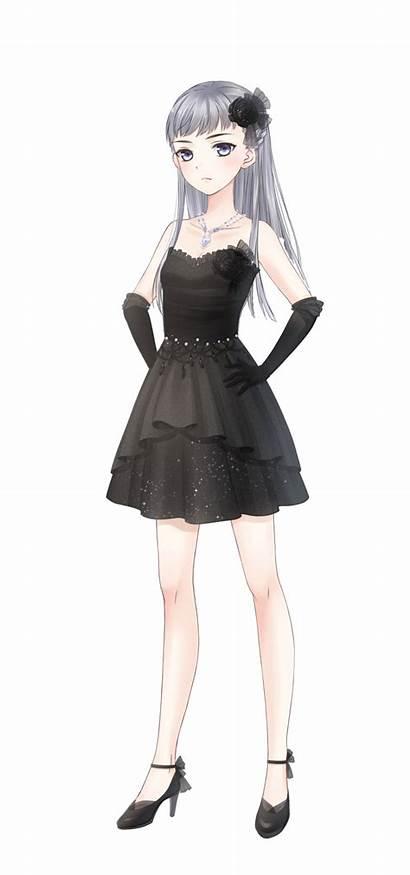 Anime Manga Kawaii Robe Outfits Drawing Chicas