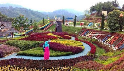 lengkap kolam renang hingga kebun bunga  barusen hills