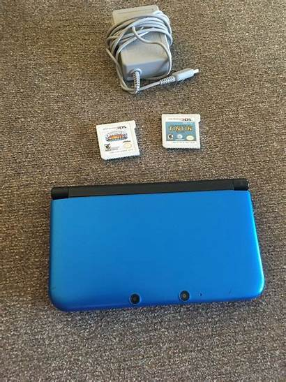 3ds Xl Nintendo Scheme Shaded Handheld Examined