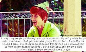 disney confessions - Disney's Peter Pan Fan Art (31469951 ...