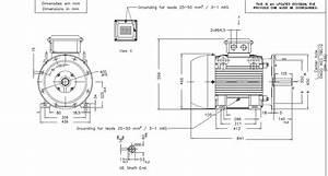 Weg W20 W21 W22 High Efficiency Electric Motor
