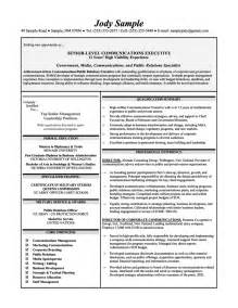 high level management resume assistant principal resumes senior level communications