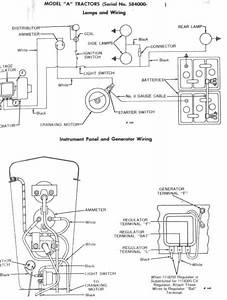Ford 444e Starter Wiring Diagram