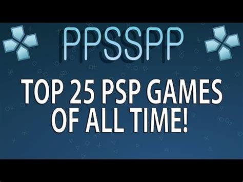 Ppsspp Top 10 Games (psp Emulator) + Games Settings