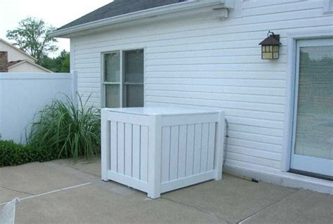 ac unit cover  wanting  outdoor air conditioner