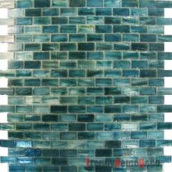 kitchen mosaic tile backsplash sample blue recycle glass mosaic tile backsplash kitchen wall sink bath wall ebay