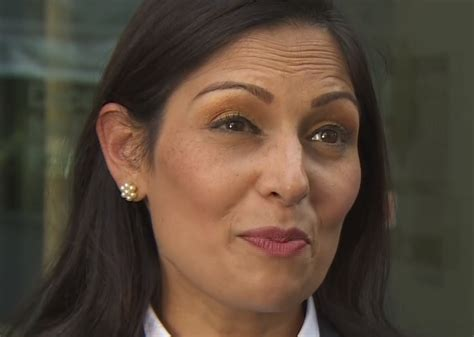 Priti Patel, a trusty Brexiter, has appointed as new UK ...