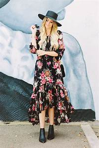 Dash of Darling Spell Designs Bohemian Floral Dress for Summer