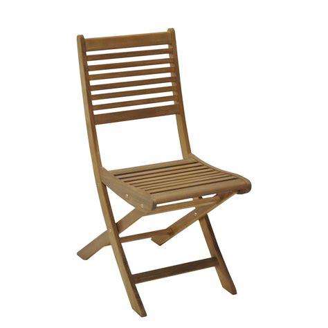 chaise de jardin en teck chaise de jardin en bois saturne aspect teck leroy merlin