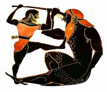 Cyclops Odyssey Odysseus Trojan Story War Ancient