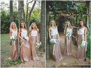 Boho Kleid Hochzeitsgast : online kaufen gro handel boho brautjungfern kleid aus china boho brautjungfern kleid gro h ndler ~ Yasmunasinghe.com Haus und Dekorationen