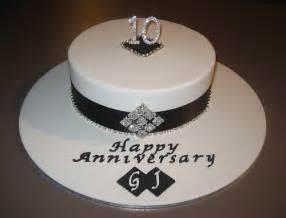 10th wedding anniversary ideas 10th wedding anniversary cake flickr photo