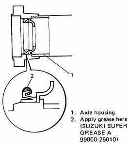 96 Suzuki Sidekick Electrical Diagram