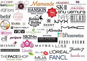 List of cosmetic brands logos | Cosmetics
