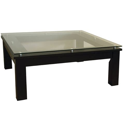 Modern Square Coffee Table In Coffee Tables