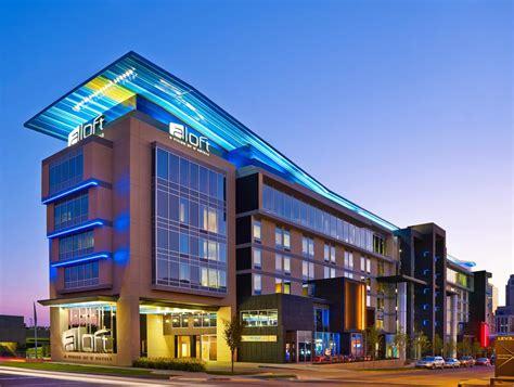 A Loft hotel aloft oklahoma bricktown oklahoma city ok