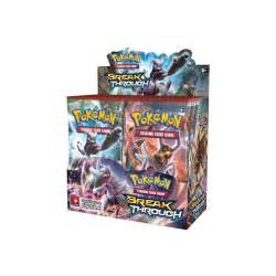 pokemon sealed booster box 36 packs xy breakthrough p