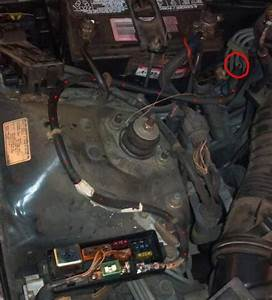Where Does This Wire Go  Abs Fuse Box  - Honda-tech