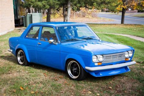 Datsun 510 Restoration by Classic 1971 Datsun 510 Restored And Modified For Sale