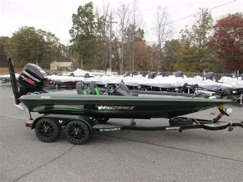 Phoenix Bass Boat Trailer Wheels by 2017 Phoenix Bass Boats 919 Proxp Morganton Nc For Sale