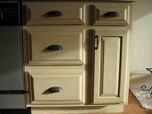 Repainting Oak Kitchen Cabinets