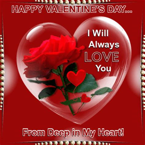 Deep Love You in My Heart