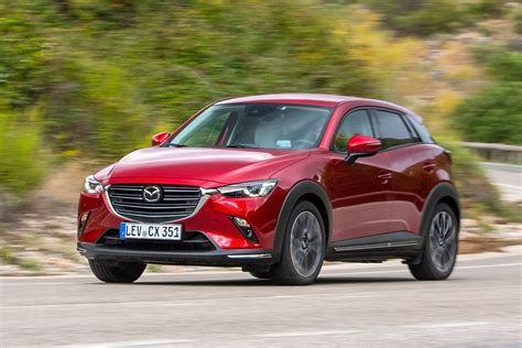 Review Mazda Cx3 by New Mazda Cx 3 2018 Facelift Review Auto Express