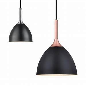 Dänische Design Leuchten : schwarze pendelleuchte d nisches design ~ Markanthonyermac.com Haus und Dekorationen