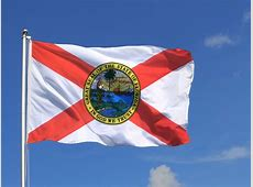 Large Florida Flag 5x8 ft RoyalFlags