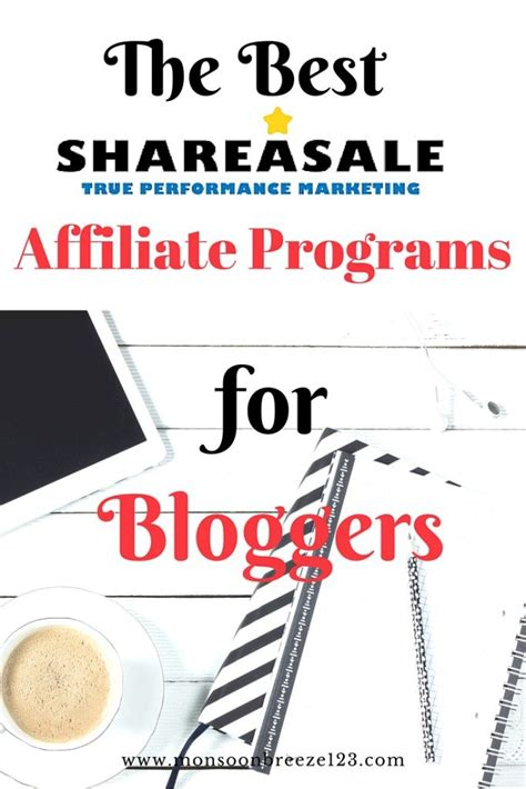Best Marketing Programs by The Best Shareasale Affiliate Programs For