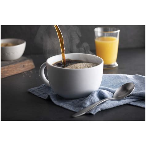 Espresso coffee made with a bean grinding coffee machine, on the strongest setting making only 40ml of coffee. Nescafe Instant Coffee, Ground Coffee, Single Serve, Light ...