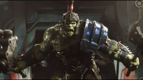 Let the New Thor: Ragnarok Trailer Smash Your Face